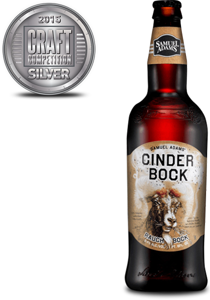 Sam Adams Cinder Bock
