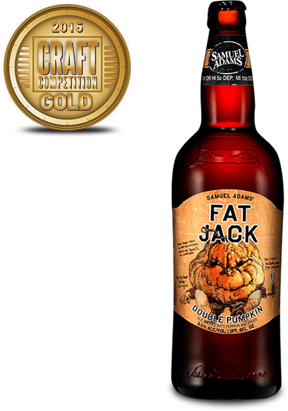 Sam Adams Fat Jack Double Pumpkin