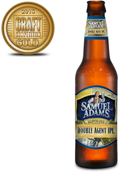 Sam Adams Hopology Double Agent IPL