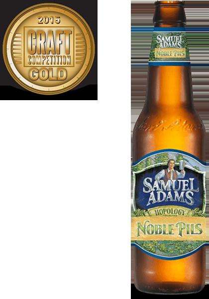 Sam Adams Hopology Noble Pils