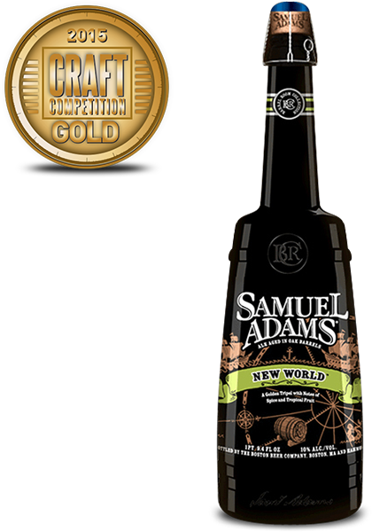 Sam Adams New World Tripel