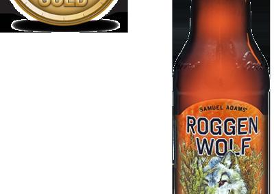 Sam Adams Roggen Wolf Rye IPA