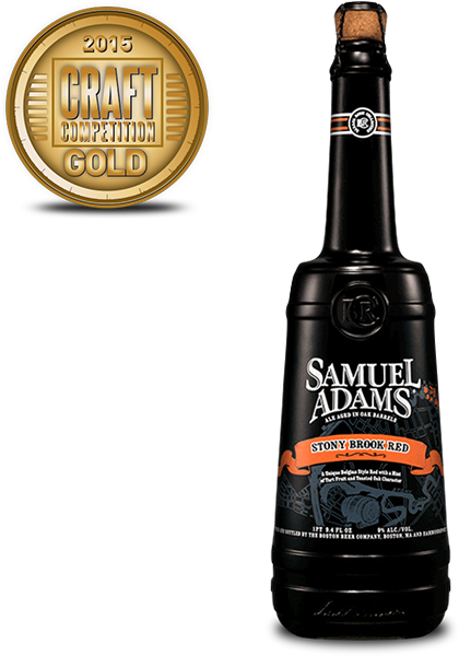 Sam Adams Stony Brook Red