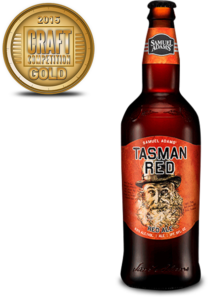 Sam Adams Tasman Red