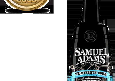 Sam Adams Thirteenth Hour Stout