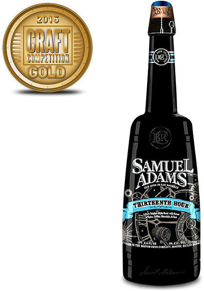Sam Adams Thirteenth Hour Stout