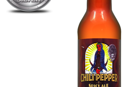 Six Rivers Brewery Chili Pepper Spicy Ale