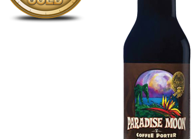 Six Rivers Brewery Paradise Moon Coffee Porter