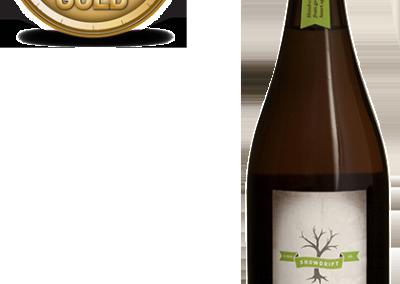 Snowdrift Cider Co Classic Semi Dry Cider