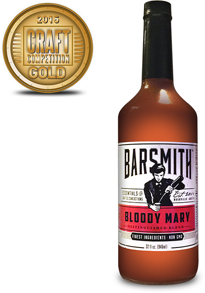 Barsmith Bloody Mary Mix