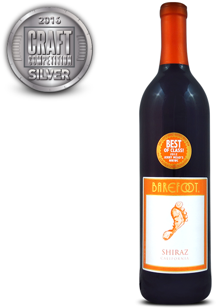 Barefoot Cellars Shiraz