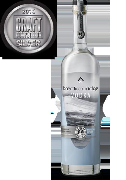 Breckenridge Vodka
