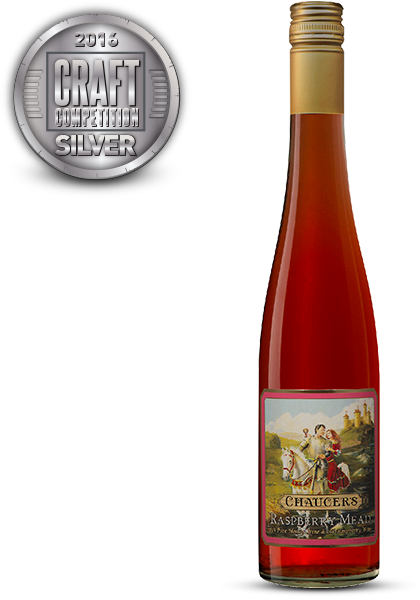 Chaucer's Cellars Rasperry Mead