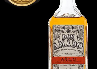 Don Amado Mezcal Añejo