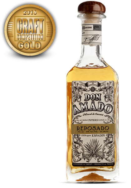 Don Amado Mezcal Reposado