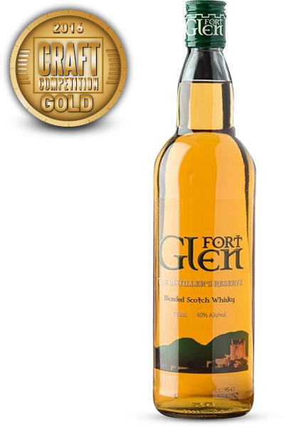 Fort Glen Blended Scotch Whiskey