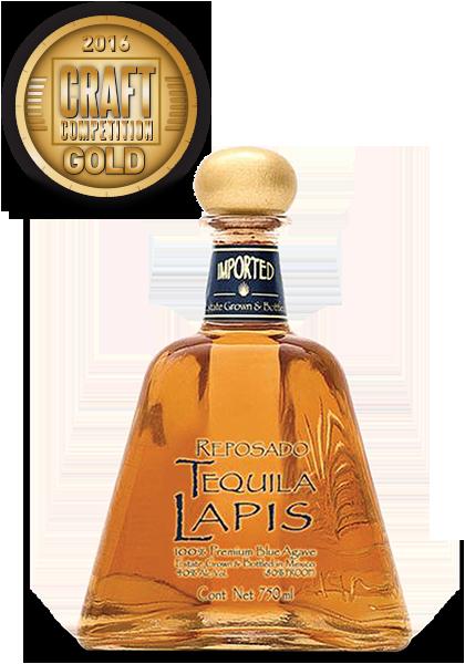 Lapis Reposado Tequila