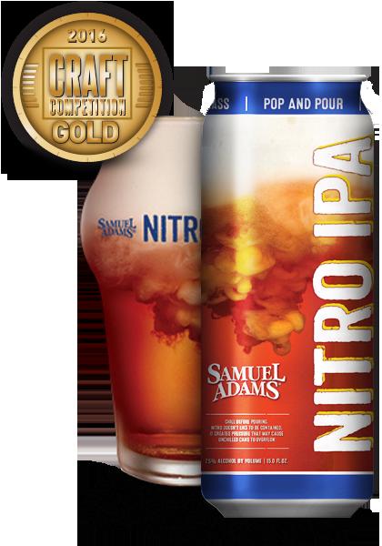 Samuel Adams Nitro IPA