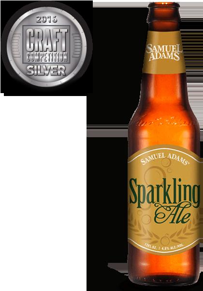 Samuel Adams Sparkling Ale