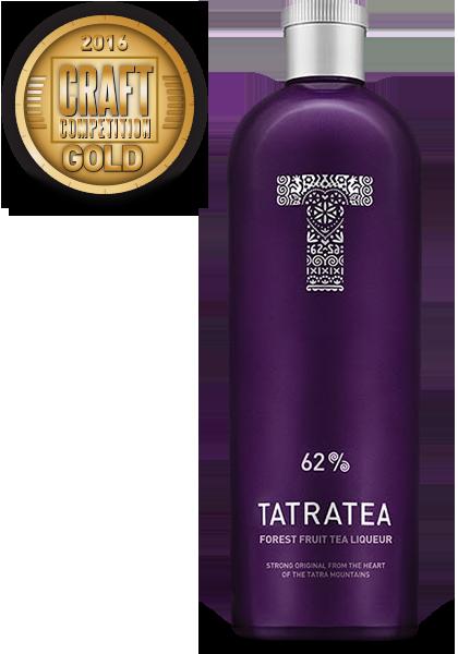 TATRATEA Bohemian Tea Liqueur