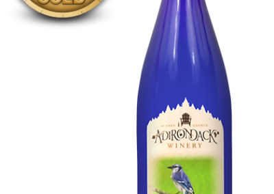 Adirondack Winery 2015 Semi-Sweet Riesling