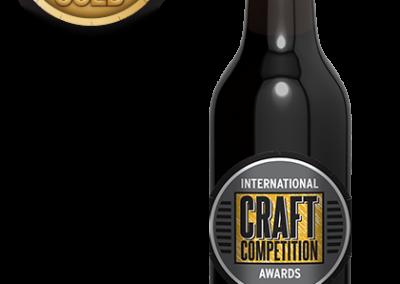 Black Belt Brewery Altbier 5.5, German Style Brown Ale