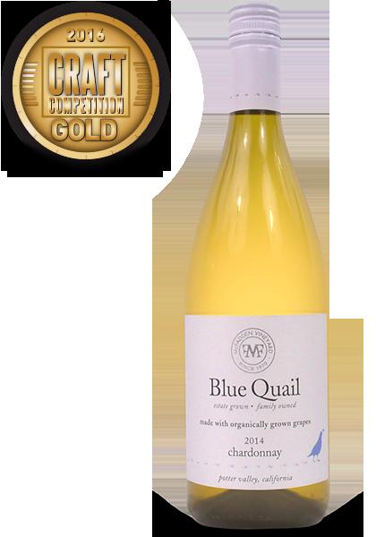 2014 Blue Quail Chardonnay