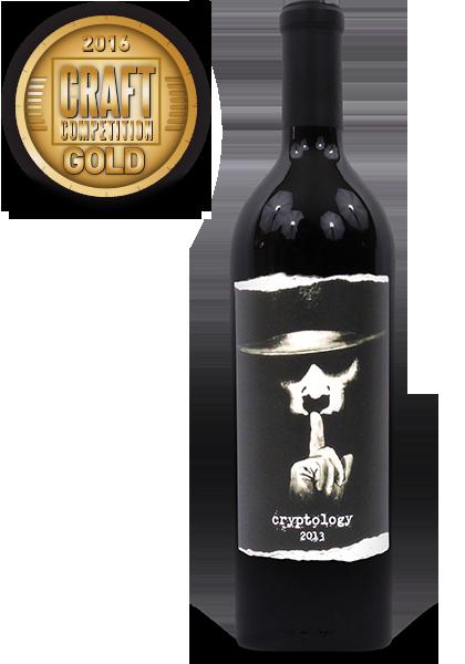 Cloak & Dagger Wines 2013 Cryptology Cuvée Paso Robles