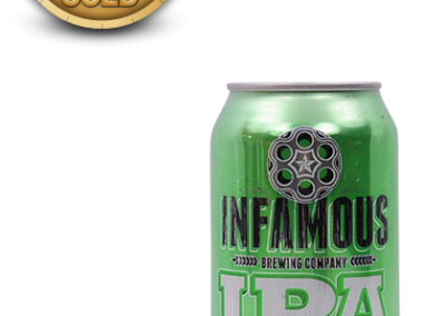Infamous IPA, Ale