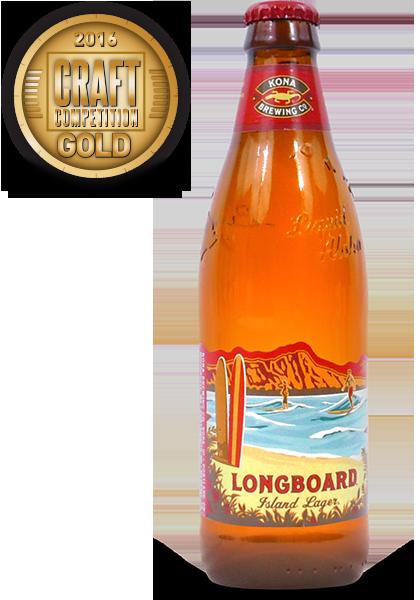 Longboard Island Lager, European Lager