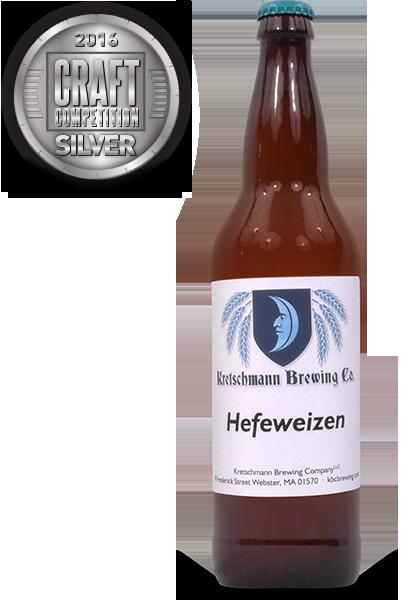 Kretschmann Brewing Co. Hefeweizen, Weizen/Weissbier