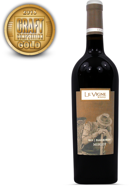 Le Vigne Winery 2013 Merlot