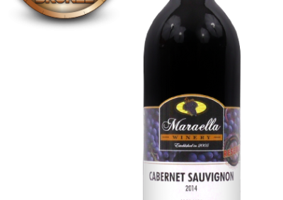 Maraella Winery and Vineyard 2014 Cabernet Sauvignon