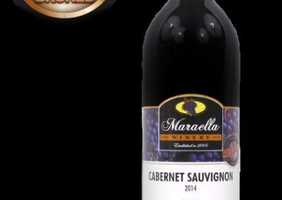 Maraella Winery and Vineyard 2014 Cabernet Sauvignon