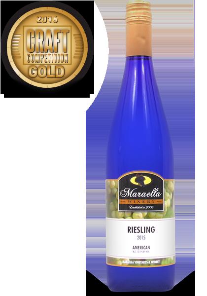 Maraella Winery and Vineyard 2015 Riesling