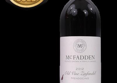 McFadden 2012 Old Vine Zinfandel