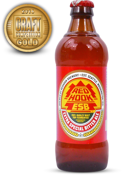Redhook Brewery ESB, Bitter