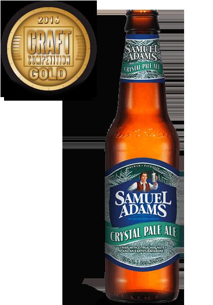 Samuel Adams Crystal Pale Ale