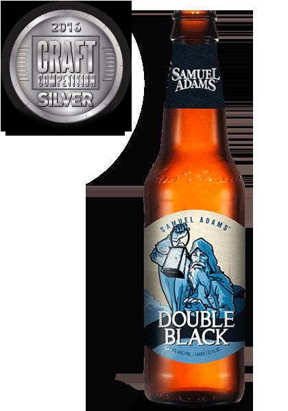 Samuel Adams Double Black