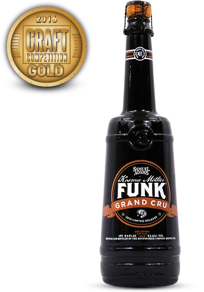 Samuel Adams Kosmic Mother Funk Grand Cru