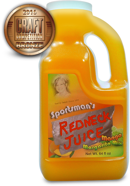 Mango Redneck Juice Margarita Mix