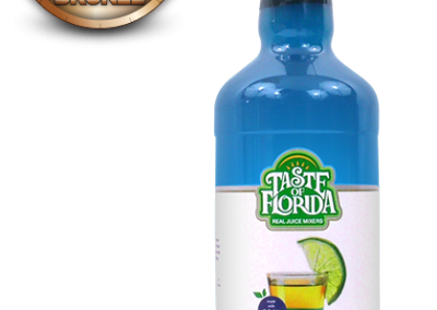 Taste of Florida Blue Curacao (Non-Alcohol)