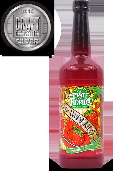Taste of Florida Strawberry