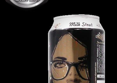 Milk Mustachio Stout, Sweet Stout