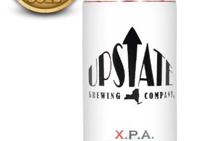 Upstate Brewing Company XPA, American Pale Ale, 4.6%