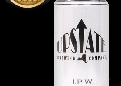 Upstate Brewing Company IPW, American IPA, 6.5%