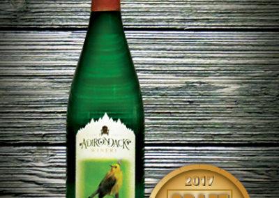 Adirondack Winery Semi-Dry Riesling 2016