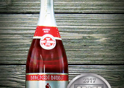 Barefoot Bubbly Sweet Red