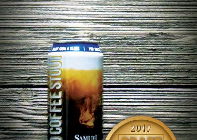 Samuel Adams Nitro Coffee Stout
