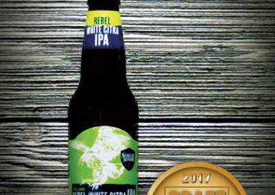 Samuel Adams Rebel White Citra IPA
